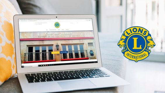 Página web – Club de Leones