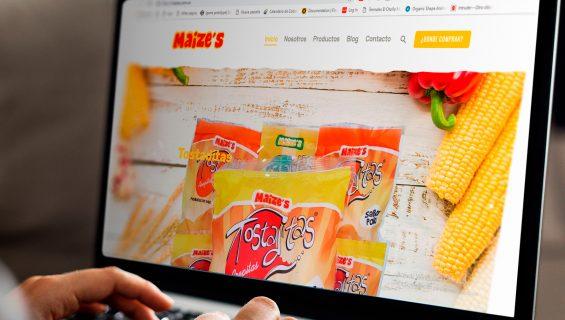 Web Maizes