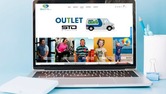 Desarrollo web & tienda virtual Seletti