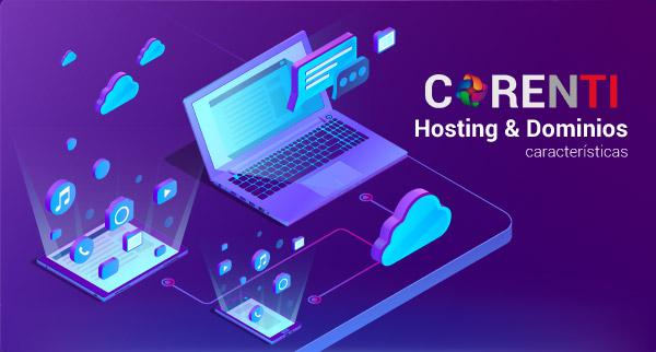 ¿Qué es dominio y hosting?