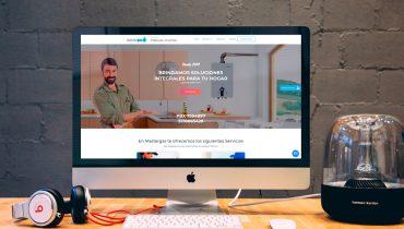 Página Web Mastergas