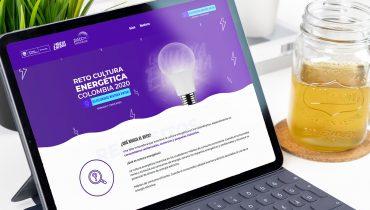 Página Web Ministerio de Minas y Energía