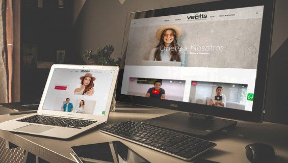 Tienda virtual veBtis